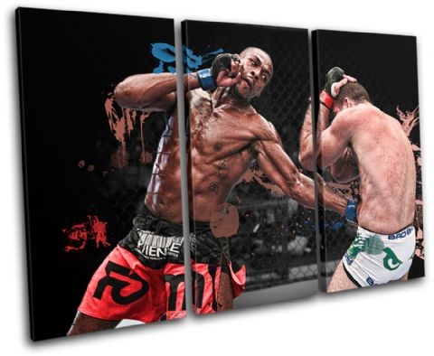 MMA Jon Bones Jones Sports - 13-2178(00B)-TR32-LO
